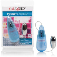 Pocket Exotics Impulse Silver Bullet Vibrator