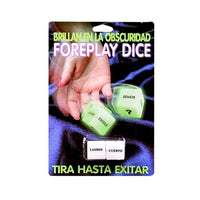 Foreplay Dice - Spanish Version