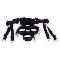 Sportsheets Under the Bed Restraint System - Black