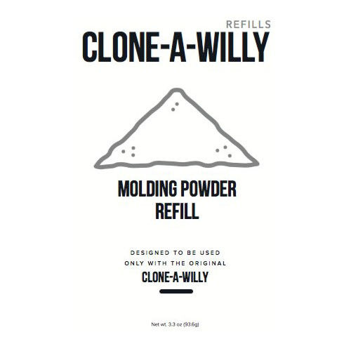 Clone A Willy Refill Caw Molding Powder 3oz