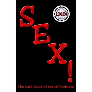 Sex Card Game - Adult Sexual Position Couples Game