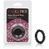 Adonis Silicone Cock Ring Atlas - Black