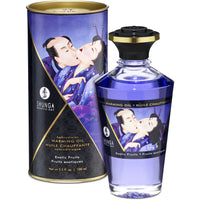 Shunga Aphrodisiac Warming Oil 3.5oz - Exotic Fruits