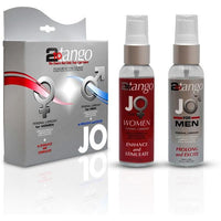 Jo 2 to Tango Pack - Sexual Enhancer Lubricant for Him and Her