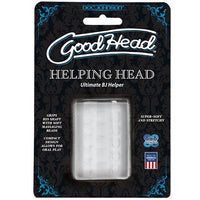GoodHead Helping Head - Oral Blow Job Stroker Sleeve