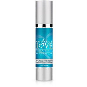 Endless Love For Men Stay Hard and Prolong Lube 1.7oz