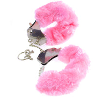 Fetish Fantasy Series Furry Cuffs - Pink