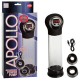Apollo Rechargeable Automatic Power Pump with Digital PSI Gauge