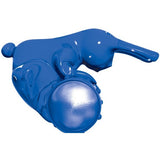 Buzz Bunny Blue - Male Vibrating Cock Ring