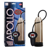 Apollo Automatic Power Penis Pump Grey - Male Erection Enlarger