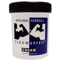 Elbow Grease Original Cream 4oz - Personal Lubricant Lube