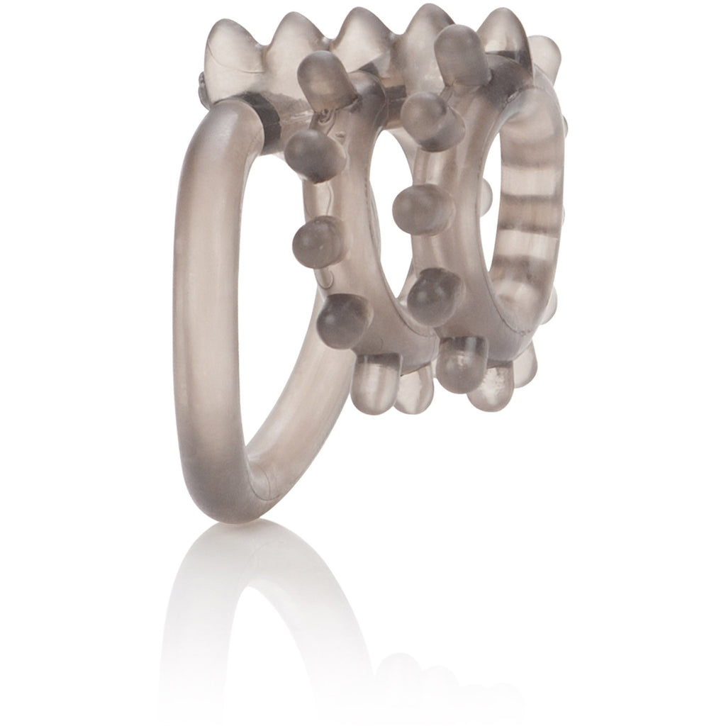 Dr Joel Kaplan Support Master Double Pleasure Penis Ring