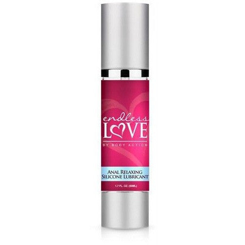 Endless Love Anal Relaxing Silcione 1.7oz - Personal Lubricant Lube