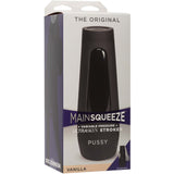 Main Squeeze The Original Pussy Beige - Male Masturbator