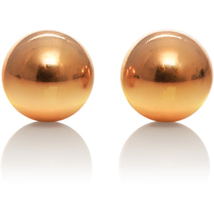 Entice Weighted Kegel Balls - Gold
