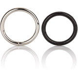 Colt Erection Cock Ring Set - Black