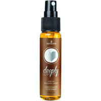 Deeply Love You Throat Relaxing Spray - Chocolate  Coconut - 1 Fl. Oz. SEN-VL489