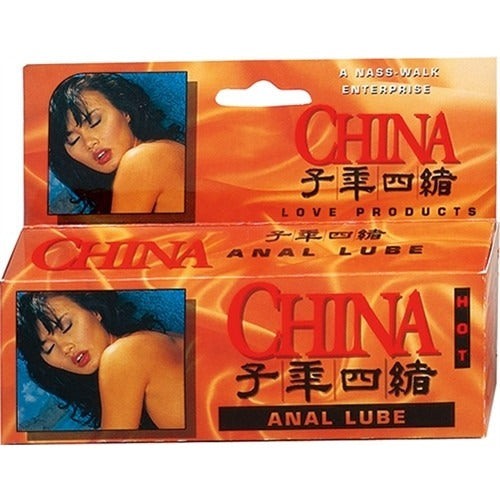 China Anal Lube-Hot NW0206-2