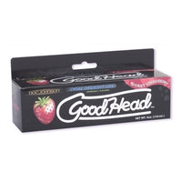 Good Head - Oral Delight Gel - Strawberry - 4 Oz. DJ1360-03