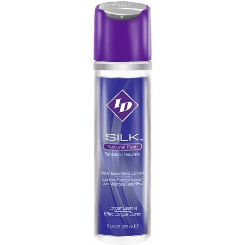 ID Silk Silicone and Water Blend Lubricant - 8.5 Oz. ID-SLK-08