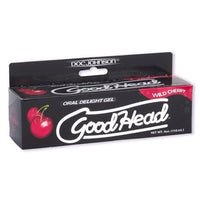 Good Head - Oral Delight Gel - Cherry - 4 Oz. DJ1360-02
