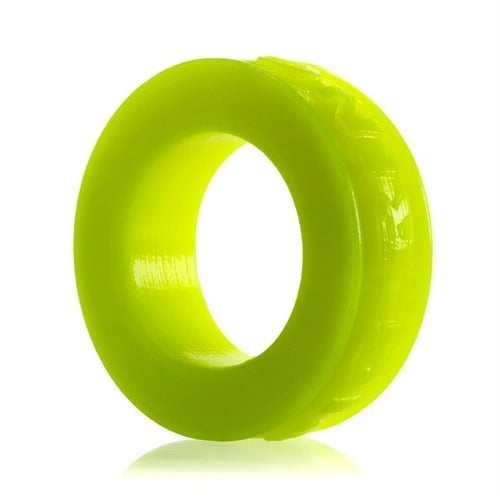 Pig-Ring Comfort Cockring - Acid Yellow OX-1072-AYLW