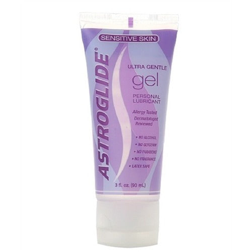 Astroglide Sensitive Skin Ultra Gentle Gel - 3 Fl. Oz. Tube PM1103