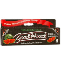 Goodhead - Oral Delight Gel - Watermelon - 4 Oz. DJ1360-06