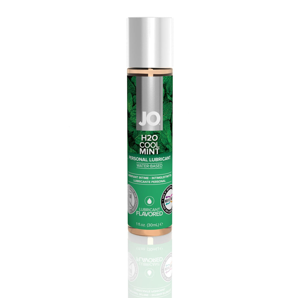 Jo H2O Flavored Lubricant Cool Mint - 1 Fl. Oz. JO10383