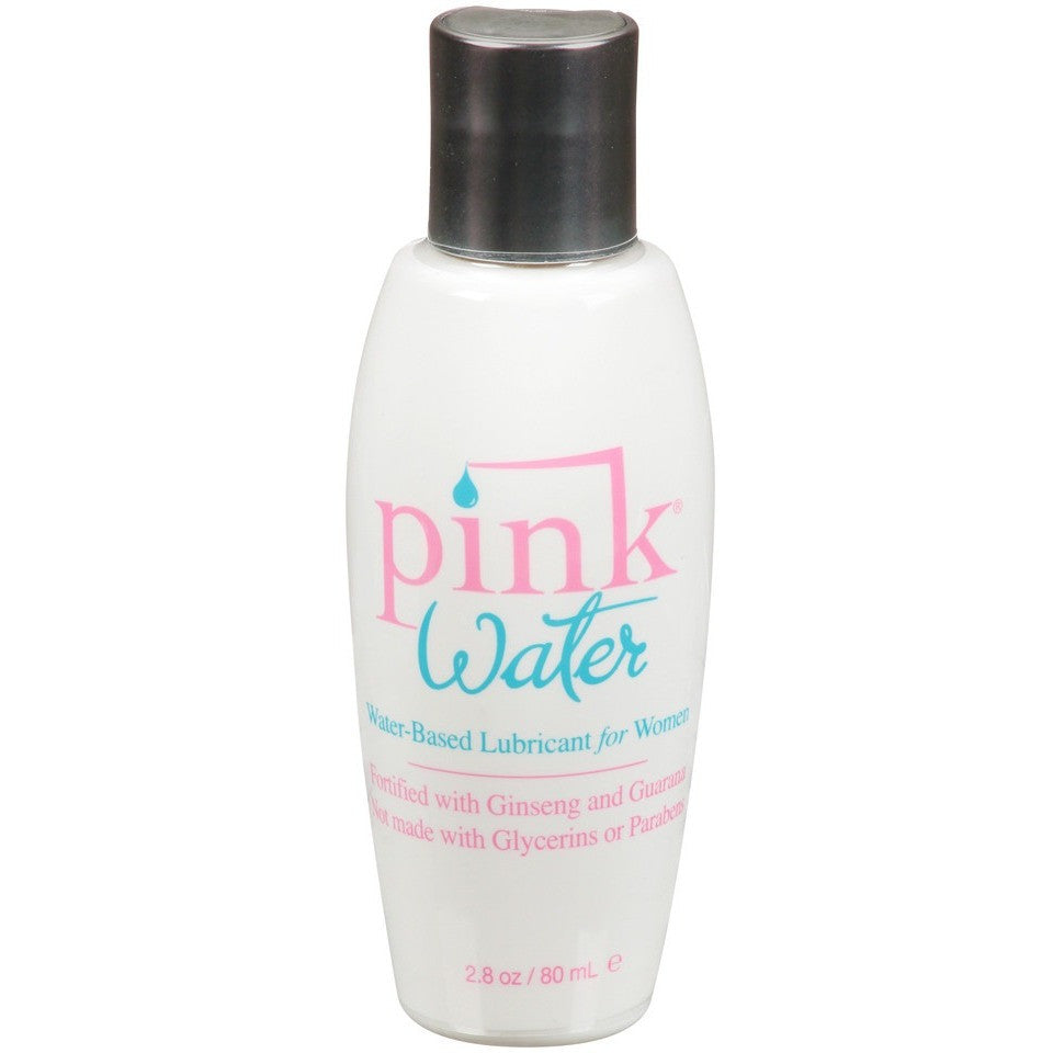 Pink Water Based Lubricant for Women - 2.8  Oz. / 80 ml PNK-PW-2.8
