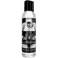 Ass Relax Lubricant Anal Desensitizer - 4.25 Fl.  Oz. MS-AC701