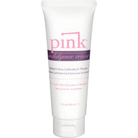 Pink Indulgence Creme Hybrid Lubricant for Women - 3.3 Oz. / 100 ml PNK-IND-T-3.3