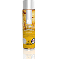Jo H2O Flavored Lubricant - Juicy Pineapple - 4 Fl. Oz. / 120 ml JO40172