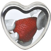 Strawberry Edible Body Candle - 4.7  Oz. EB-HSCK003