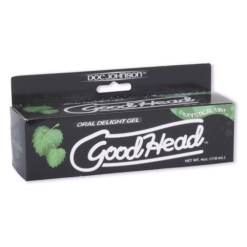 Good Head - Oral Delight Gel -  Mint - 4 Oz. DJ1360-00