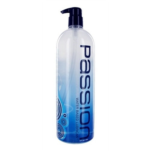 Passion Natural Water Based PL-100-34OZ