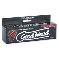 Good Head - Oral Delight Gel - Cinnamon - 4 Oz. DJ1360-01