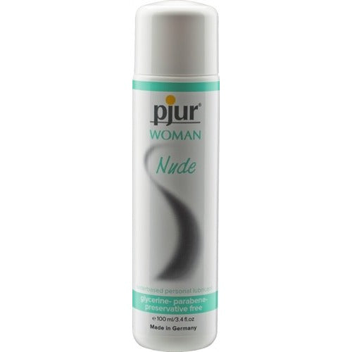 Pjur Woman Nude Water-Based Lubricant - 100ml PJ-WWN19041
