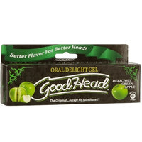 Goodhead Oral Delight Gel - Green Apple - 4 Oz. DJ1360-07