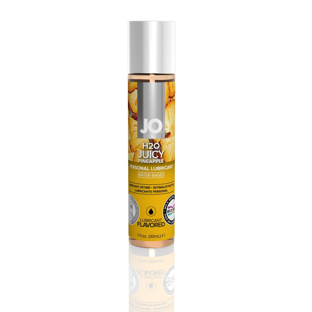 Jo H2O Flavored Lubricant - Pineapple - 1 Fl. Oz. (30ml) JO10122
