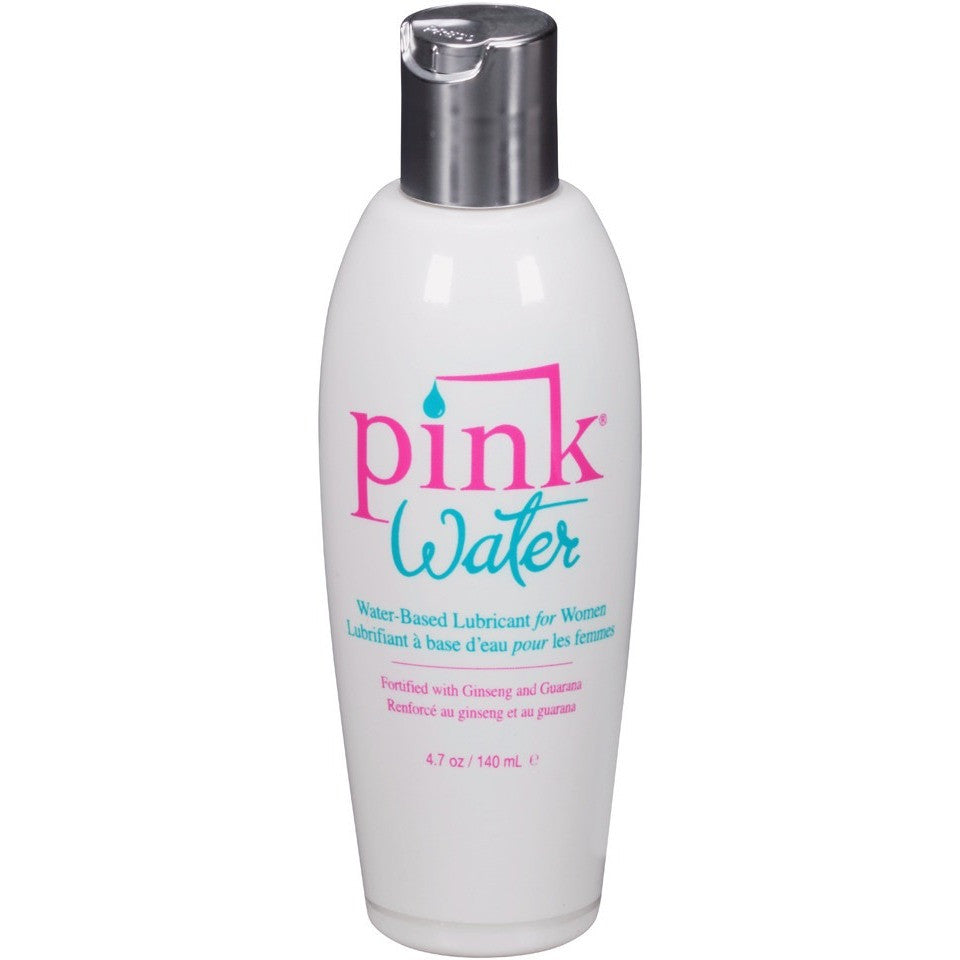Pink Water Based Lubricant for Women - 4.7 Oz.  / 140 ml PNK-PW-4.7