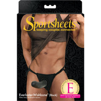 Everlaster Wishbone - Black SS697-54