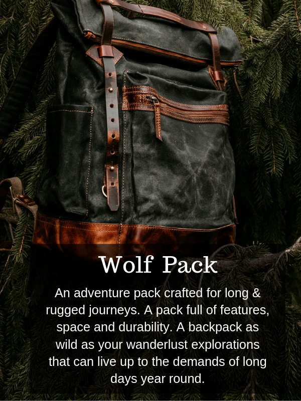 Wolf Pack (Charcoal Grey)