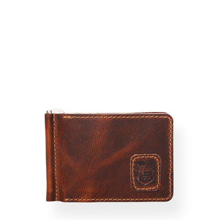 Legacy Money Clipper Wallet (Tobacco Tan)