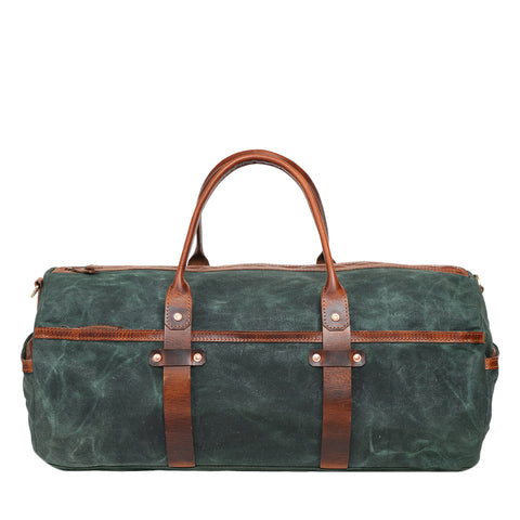 Woodland Duffle (Forest Green)