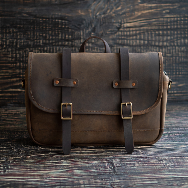 Field Bag (Vintage Brown)