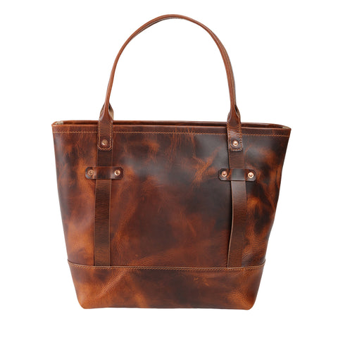 Maryland Tote (Tobacco Tan)