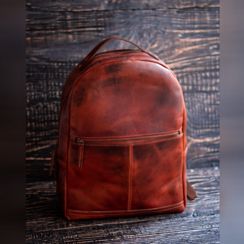 Berlin Backpack (Tobacco Tan)