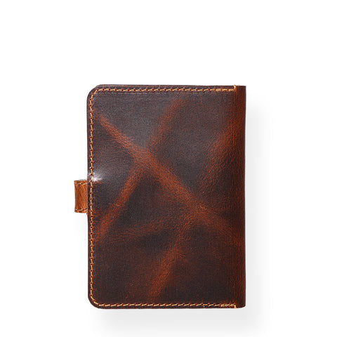 Nomad Passport Holder (Tobacco Tan)