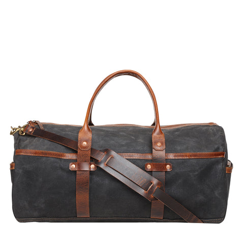 Woodland Duffle (Deep Black)